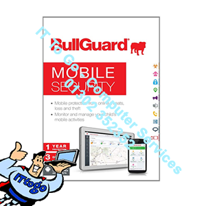 3 User Bullguard Mobile Security 2018 Multi