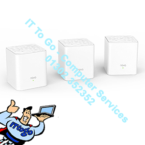 Tenda Nova MW3 Whole Home Wi-Fi Mesh Router System - 3 Pack - IT To Go - Computer Services