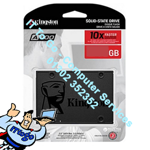 Kingston SSD A400 240GB Sata III - IT To Go - Computer Services