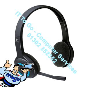 Logitech Wireless Headphones H600 - IT To Go - Computer Services