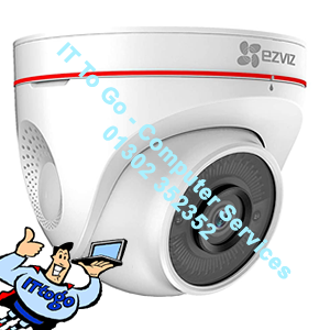 EZVIZ C4W Full HD 1080p WiFi Security Camera