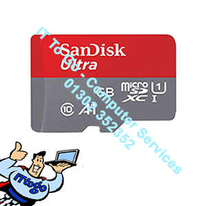 SanDisk Ultra 128gb SD Card Class 10