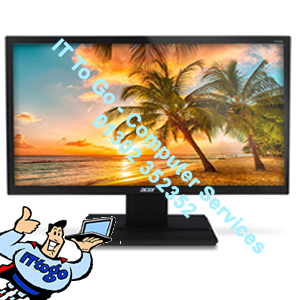 "Acer 22"" VGA/DVI TFT Screen 10ms"