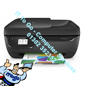 HP Office Jet 3835 Wireless Printer & 5 Months Instant Ink