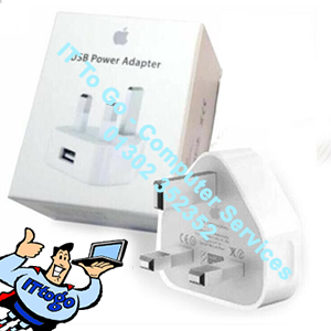 Apple USB 5w Power/Charger Adapter