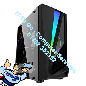 CiT Mars Mid Tower 1 x USB 3.0 / 2 x USB