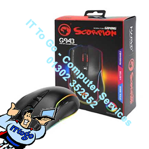Marvo Scorpion G943 5000DPI USB Gaming Mouse
