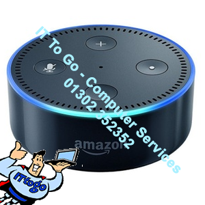 Amazon Echo Dot Multimedia Speaker 2nd Edition - IT To Go - Computer Services