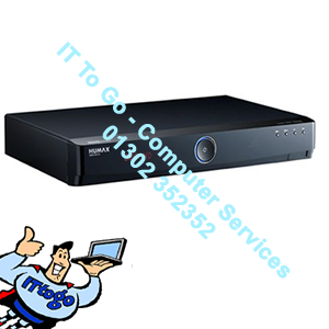 Humax HDR-FOX T2 500gb Freeview Box Inc Remote