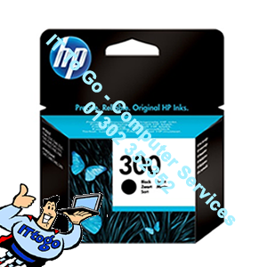 HP 300 Ink Tank (Black)