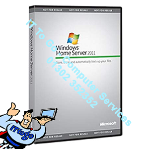 Microsoft Windows Home Server 2011 OEM - IT To Go - Computer Services