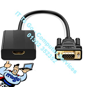 VGA - HDMI Adapter