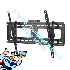 "Von Haus 32"" to 70"" TV Wall Mount Bracket - IT To Go - Computer Services"
