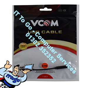 Vcom USB 3.1 C (M) to USB 3.1 C (M) Cable