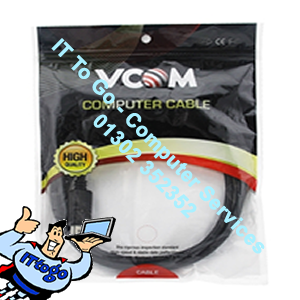 Vcom 1.8m DisplayPort DP Cable