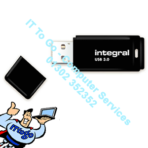 Integral 128gb USB 3.0 Memory Stick