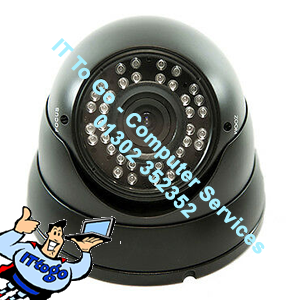 CCTV 960H UTCC-DSIRUHRV Day & Night Camera IP66 IR Cut Night Vision (Dome)