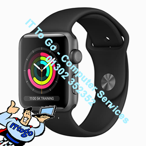 Apple Watch Generation 3 Space Grey 42mm