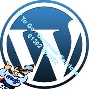 Wordpress Page Setup