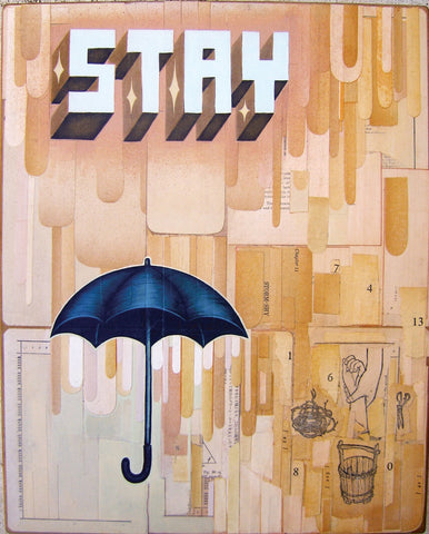 Stay (With Umbrella)