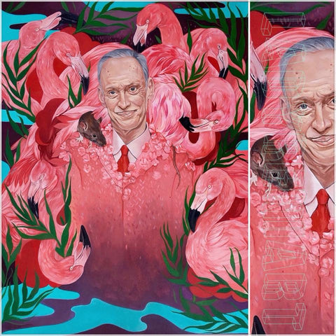 John Waters by Renee Castro