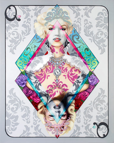 Queen of Diamonds by Ashley Bell