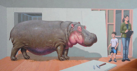Hippo and Drywall