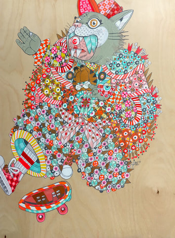 """I Don't Like Monday's"" by Ferris Plock"