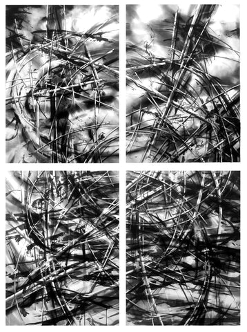 Spin (Polyptych)