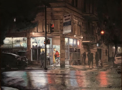 """Turk Hyde Market"" by Ryan Malley"
