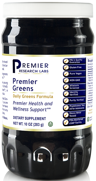 Premier Greens Powder 10 oz