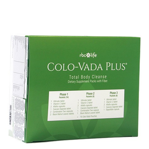 Colo-Vada Plus - 14 day Colon Cleanse