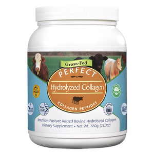 Hydrolyzed Collagen 23.3oz (Grass Fed)