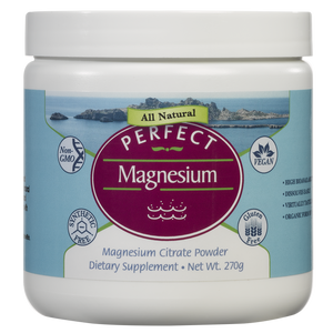 Magnesium Citrate Powder - 270g