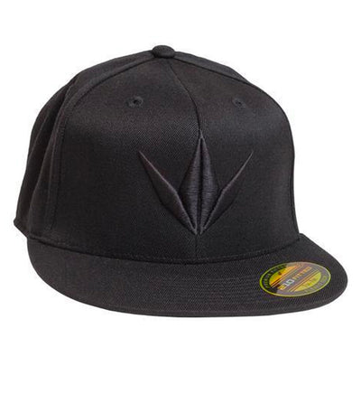 zzz - BK Snapback - Crown Black