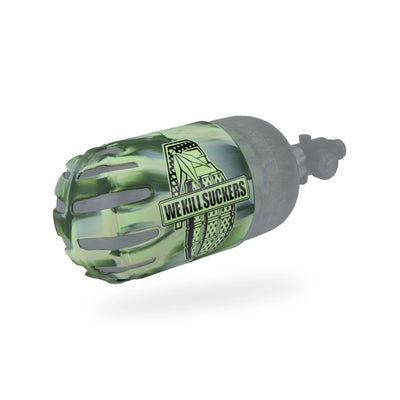 Bunker Kings - Knuckle Butt Tank Cover - WKS Grenade - Camo