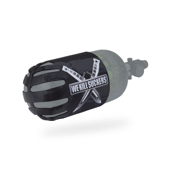 Bunker Kings - Knuckle Butt Tank Cover - WKS Knife - Black
