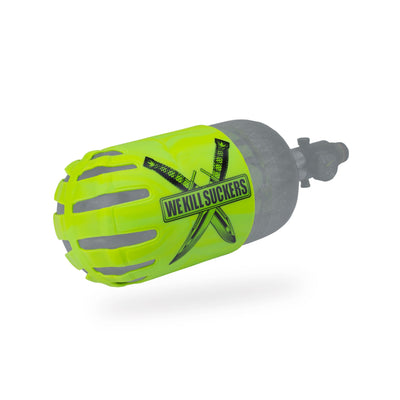 Bunker Kings - Knuckle Butt Tank Cover - WKS Knife - Lime