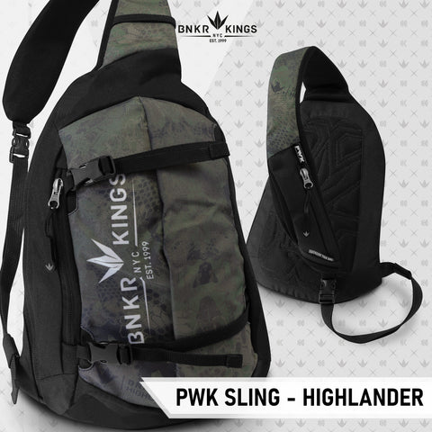 Bunkerkings PWK Sling - Highlander