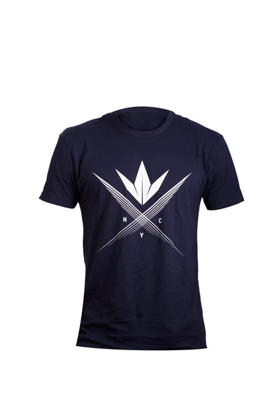 Cross - Navy - X-Large (XL)