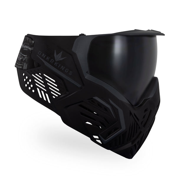 Bunkerkings - CMD Goggle - Black Samurai