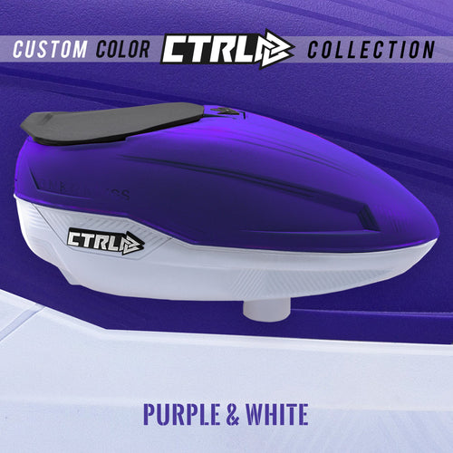 Bunkerkings CTRL Loader - Purple & White