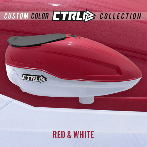 Bunkerkings CTRL Loader - Red & White