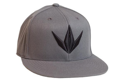 Bunker Kings Snapback Cap - Crown Grey