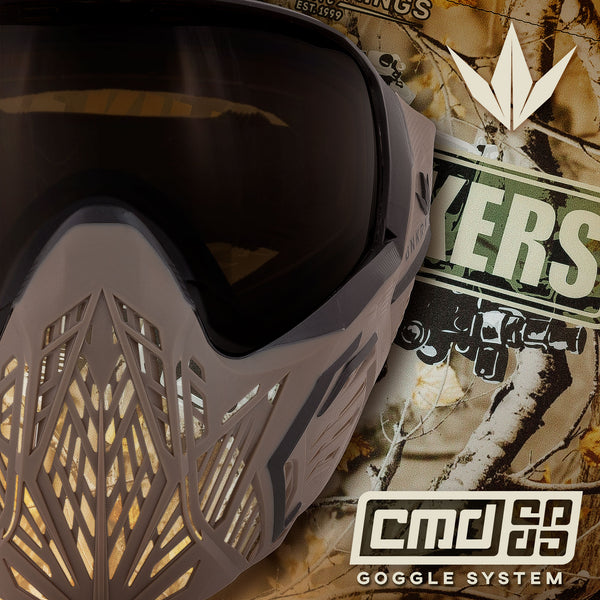 zzz - Bunker Kings - CMD Goggle - Sherwood Gunner