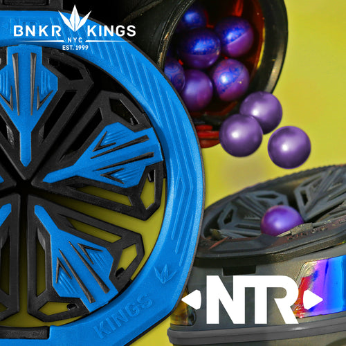Bunkerkings NTR Speed Feed - CTRL/Spire III/IR/280 - Blue