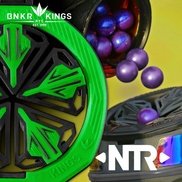 Bunkerkings NTR Speed Feed - CTRL/Spire III/IR/280 - Lime
