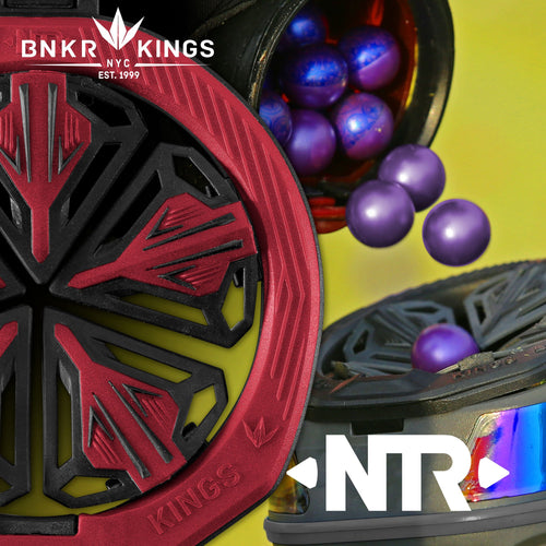 Bunkerkings NTR Speed Feed - CTRL/Spire III/IR/280 - Red