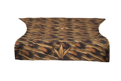 Bunkerkings Royal Wrap Headwrap - Joy Leopard