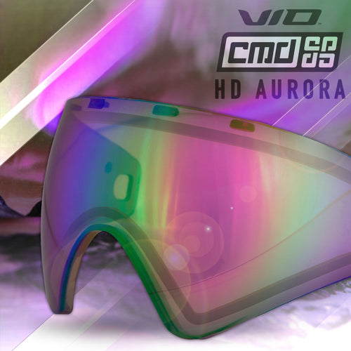 Bunkerkings CMD/VIO Lens - HD Aurora